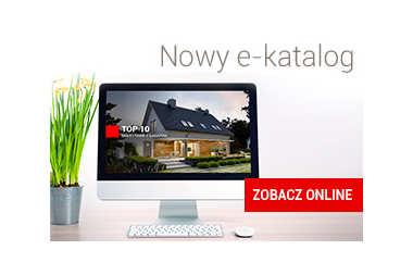 Tanie domy dla każdego – zobacz nowy e-katalog online