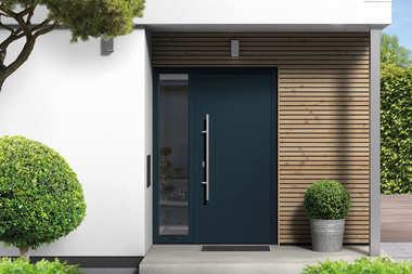 ISOPRO – drzwi wejściowe do domu Piękne, ciepłe i w dobrej cenie. Promocja w firmie Hörmann.