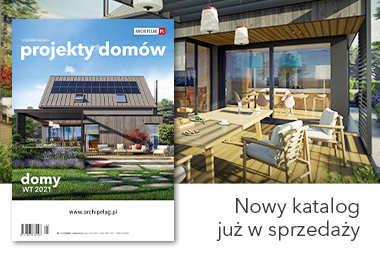 Najlepsze projekty domów WT 2021 w jednym katalogu