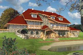 Osiedle domów jednorodzinnych w Sierpnicy