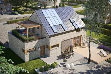 Projekt domu Katrina II G1 ENERGO PLUS – nowość w ofercie!