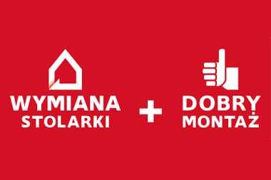 Wymień stolarkę z dobrym montażem!  Hörmann partnerem strategicznym akcji społecznej Związku POiD