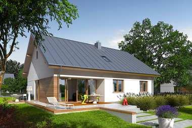 5 wyjątkowych domów na małą działkę