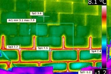 Zaprawa cienkowarstwowa w energooszczędnych ścianach z betonu komórkowego H+H