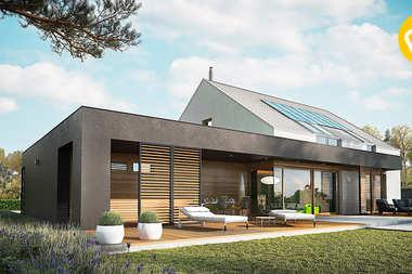 Kolekcja ENERGO PLUS - wybierz dom, który oszczędza