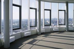 Stylowy wzór energooszczędności – okna Schüco AWS 90 BS.SI+