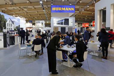 Hörmann na targach BUDMA 2020 Większe stoisko, rekordowa liczba nowości i Złotych Medali