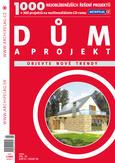 Katalog rodinných domů DŮM A PROJEKT 2009
