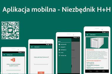 Aplikacja mobilna - Niezbędnik H+H