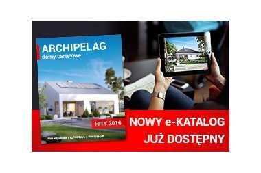 "E-katalog ""ARCHIPELAG domy parterowe"" – zobacz online!"