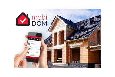 mobiDOM – bezpłatna aplikacja, która pomoże w budowie domu!