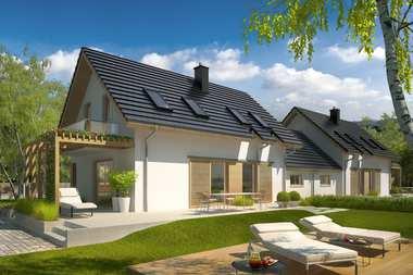 Osiedle domów jednorodzinnych w Jastrzębiu-Zdroju