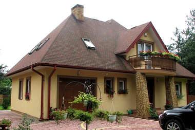 Dach bitumiczny