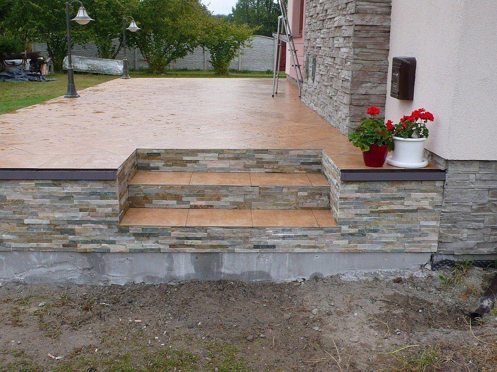Dziennik budowy: basia49 - Schody i taras - Archipelag