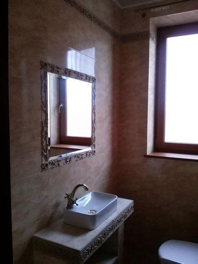 Dziennik Budowy Monisia łazienka Na Parterze Archipelag