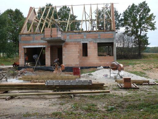aktualny stan budowy