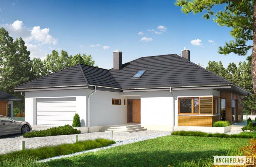 Projekt domu Marcel III G2