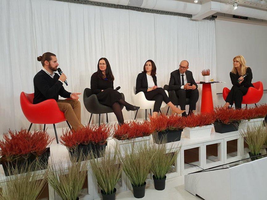 Panel ekspertów architekt Wojciech Szczepański