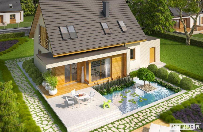 Projekt domu Nikodem G1