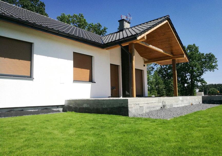 Projekt domu Simon G2 - realizacja