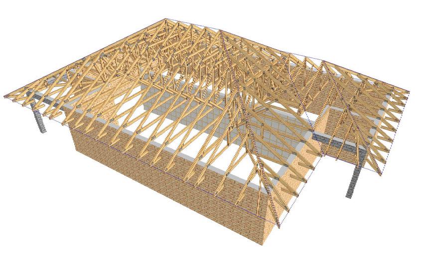 Fot. Mitek | Dach prefabrykowany – czy warto?