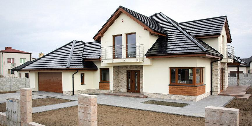 Projekt domu Naomi G2 - realizacja