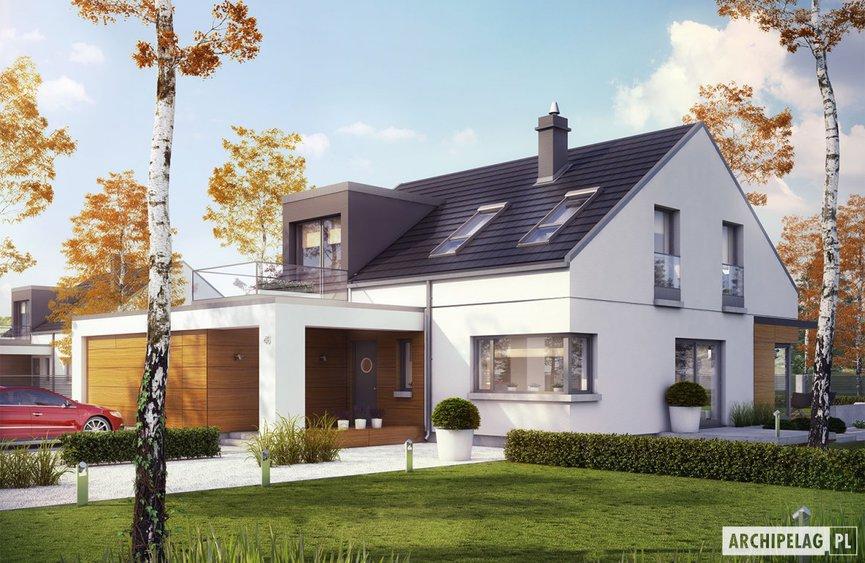 Projekt domu Edgar II G2 ENERGO PLUS