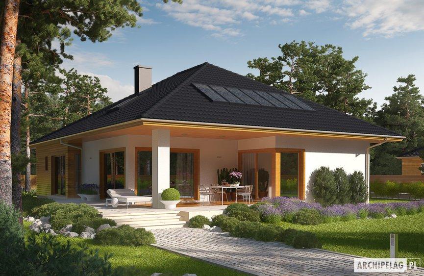 Projekt domu Liv 3 G1