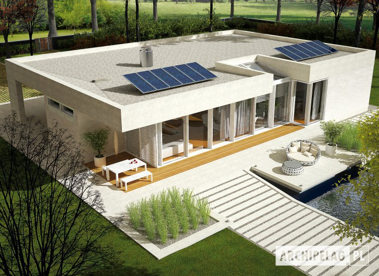 Projekt domu EX 6