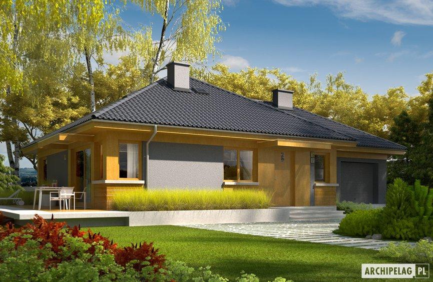 Projekt domu Anabela G1