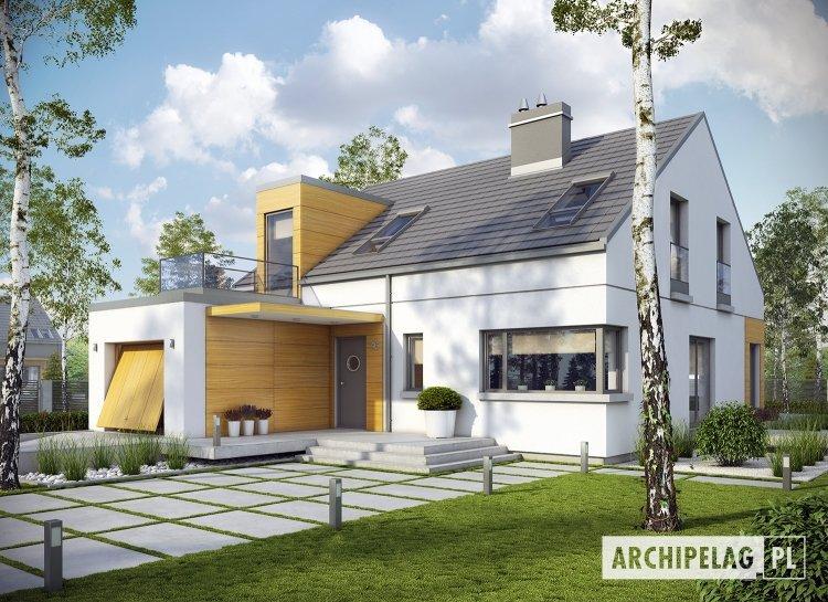 Projekt domu Edgar G1 ENERGO