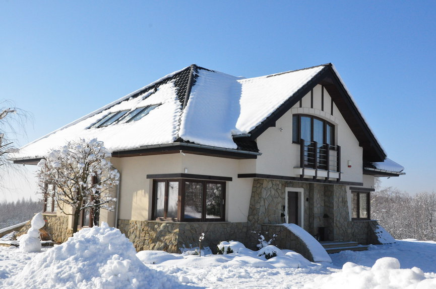Realizacja projektu domu Edek.