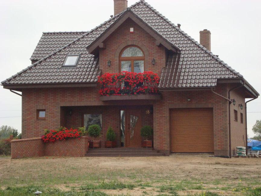 Projekt domu Karmina G1 - realizacja