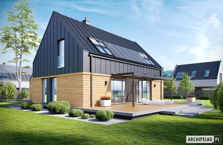 Projekt domu EX 16 G1 MULTI-COMFORT