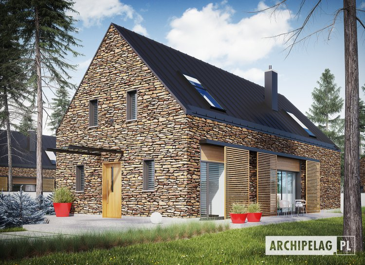 Projekt domu EX 15 II