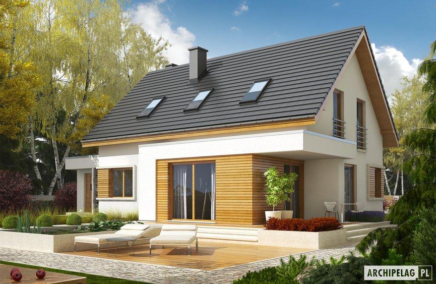 Projekt domu Patryk G1
