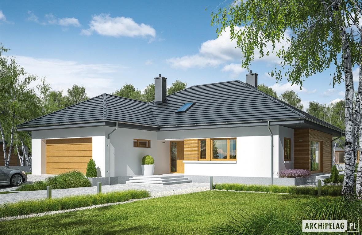 Kolekcja dom w rigips archipelag for Minimalist house in usa