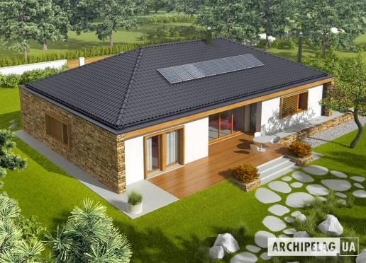 Проект будинку - Екс 8 (Г2, версія Б)