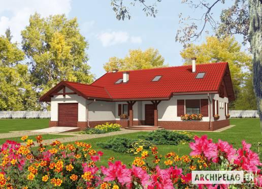 House plan - Rose G1