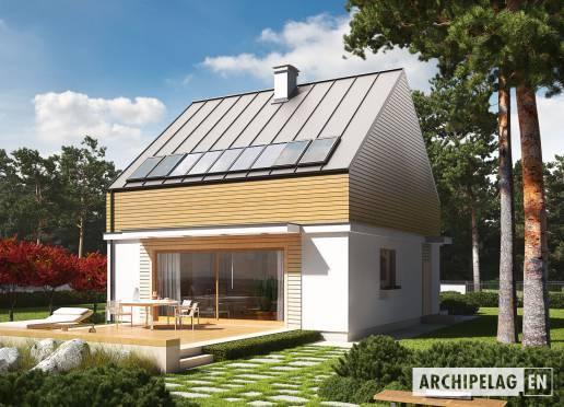 House plan - E3 ECONOMIC B