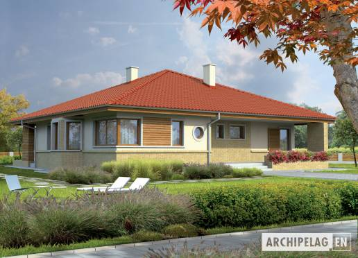 House plan - Flori