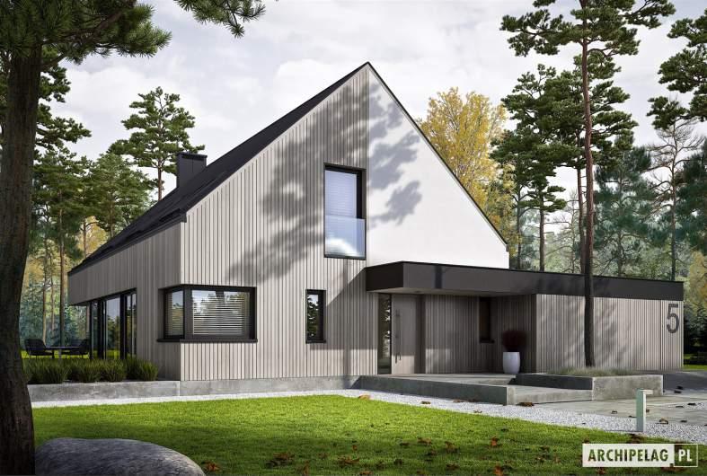 Projekt domu Daniel V G2 ENERGO PLUS reco -