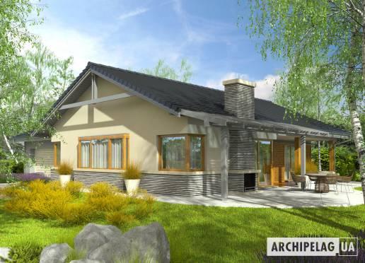 Проект будинку - Селена (Г2)
