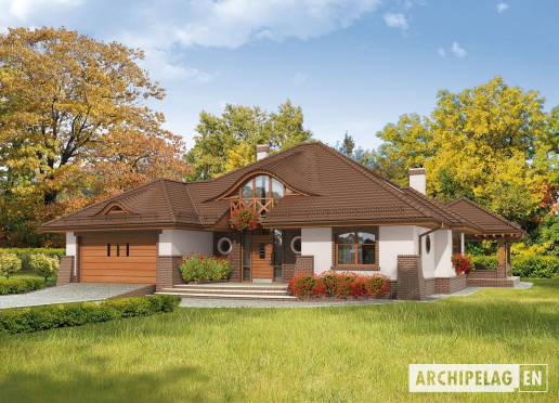 House plan - Severina G2 Mocca