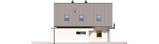 Projekt domu Eliot G1 - elewacja prawa