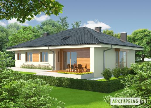 House plan - Francis II G1