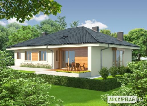 Проект будинку - Франчі ІІ (Г1)