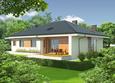 Projekt domu: Франчі ІІ (Г1)