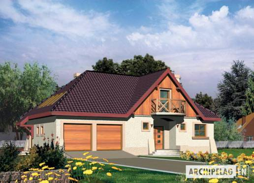 House plan - Iga G2