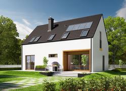 House plan: E2 ECONOMIC A